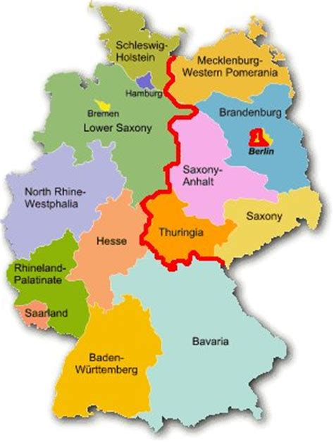 Unification of germany small essay